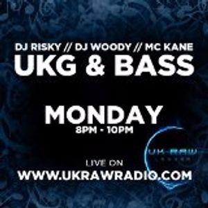 DJ Risky & DJ Woody October UKG&BASS mix