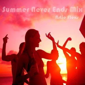 Summer Never Ends Mix 2014