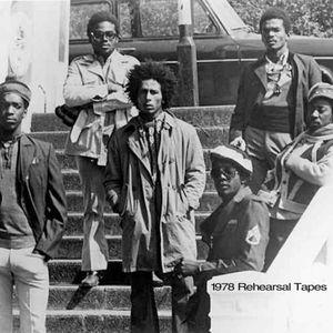Bob Marley & The Wailers. 1978 Rehearsal Tapes.