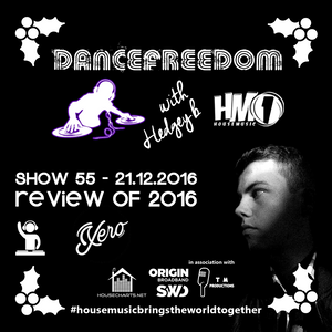 dancefreedom show 55 - 21122016 - review of 2016