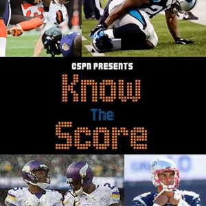 CSPN Presents Know the Score: NFL Injuries, Charlotte Unrest, NBA Officiating, & Farewell KG