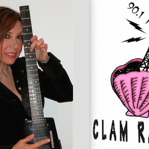 Clam Radio interview with multi-talented Long Island Artist / Musician, Bird Fab  (2- 28 - 2019)
