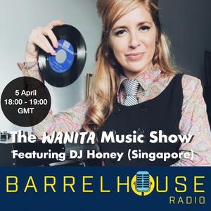 The Wanita Music Show feat. DJ Honey (Singapore)