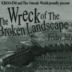 The Wreck of The Broken Landscape - Interlude - Camp Freienorla