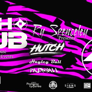 P.C.H Djs Friday live special with Ry Spenceley and Hutch April 21