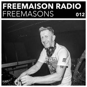 Freemaison Radio 012 - Freemasons