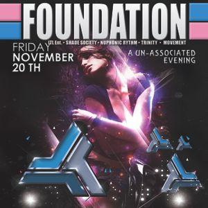 Foundation_Part 2_Parker West, M.U.C. Music 11-20-15 @The Artisan