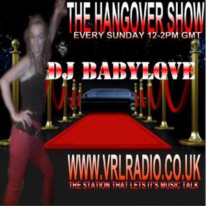 THE HANGOVER SHOW SUNDAY 29TH JUNE 2014