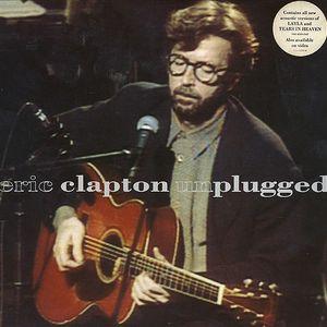 Eric Clapton - LP Unplugged