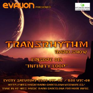 Evalion Presents TransRhythm Episode 013 (Hits Music Radio Barcelona)