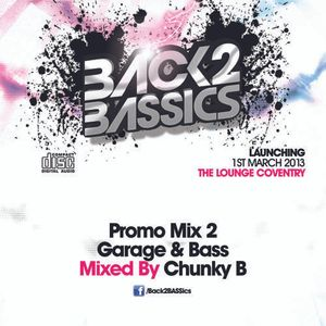 Back2BASSics Promo Mix 2 (Garage & Bass)