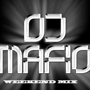 DJ MAFIO WEEKEND MIX 23.11.2012  @ HAYAT FM UAE  (ONLY ARABIC & INTERNATIONAL HITS)
