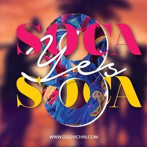 Dj Levi Chin Presents SOCA YES SOCA 8