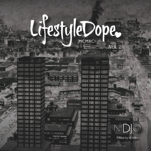 DJ Nidjo - LifestyleDope Mix Vol.2