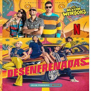 Entrevista Mexican Weirdohs - Musicalizan Serie de Netflix