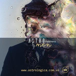 AstroMen Febrero - Horóscopo para Ellos.