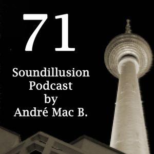 Soundillusion 71 - Juni 2013 - Podcast - by André Mac B.