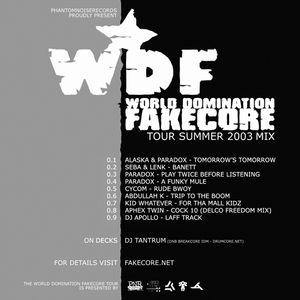 Special WDF-Tour-2003 Mix