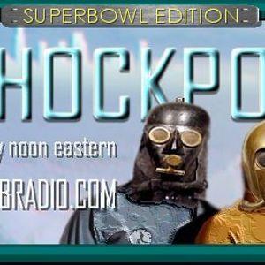 ShockPop podcast - February 1, 2015