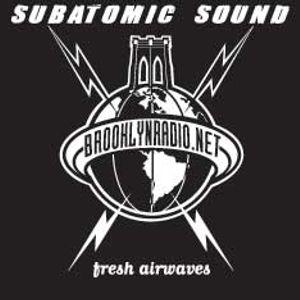 Subatomic Sound w/Rusko interview in NYC