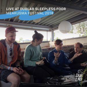 Moacrealsloa w/ Nico Bogaerts & guests at dublab Sleepless Floor (Meakusma Festival 2018)