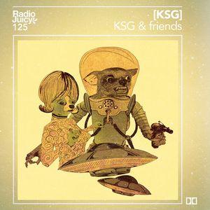 Radio Juicy Vol. 125(KSG & Friends by [KSG])