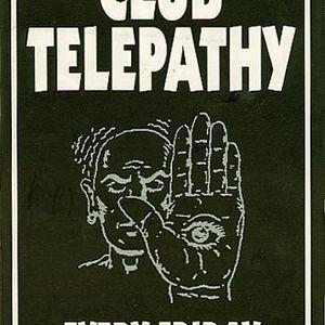 Jumpin Jack Frost w/ Ragga Twins & Navigator - Telepathy - Wax Club - 1994