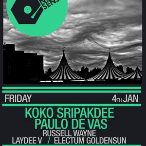 KoKo Sripakdee - LIVE @ NoNonSense 7th Party, Horse & Groom, London