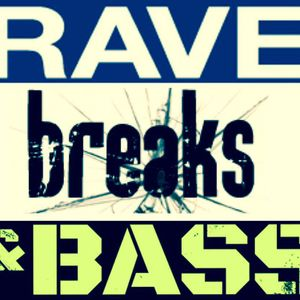 Rave Breaks & Bass (DJ Marler live on screamlondon.net 8 Sep 2016)