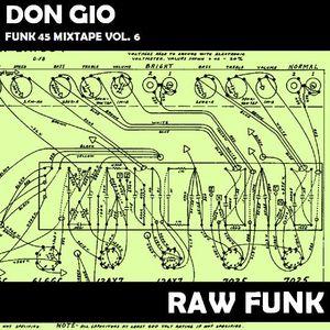 Funk 45s mixtape vol. 6 - Raw Funk