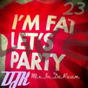DJK - Club Mix In De Room 23.0 AUG 2012 1 Hour live
