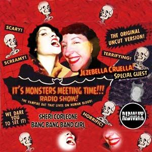 It's Monsters Meeting Time (Episode 79) It's Witches Meeting Time BBBG & Miss Jezabella Cruella