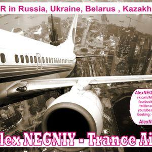 Alex NEGNIY - Trance Air - Edition #55 (Guest Mix: Ratek)