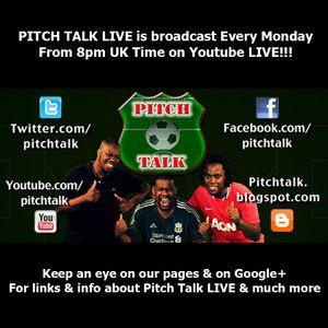 Pitch Talk 22-10-2012