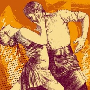 Salsa classics from 7 decades, presented in the traditional (unmixed) method