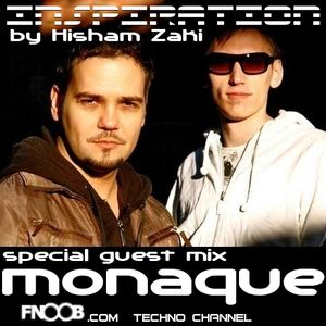 INSPIRATION - Guest Mix MONAQUE On Fnoob Radio (25.10.2010)