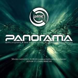 Panorama @ Prime FM 002 | Mixed By Chris Armour | 20140417