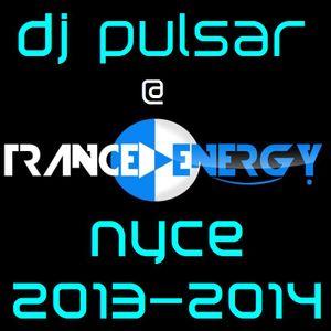 DJ Pulsar - space odyssey (episode 010.1) DJ Pulsar @ Trance-Energy - NYCE 2013-2014