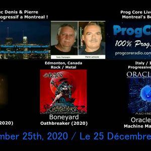 Dream Aria, Boneyard & Oracle Sun.