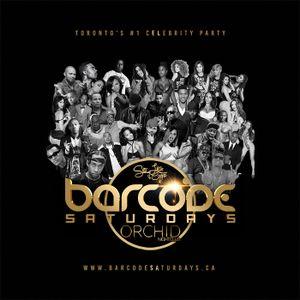 Barcode Saturdays Celebrity Mix