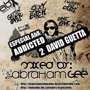 Especial Abasolo X - David Guetta