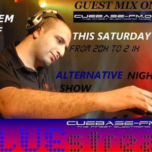 Alternative Night Show_Dj HICHEM LARIF Guest mix  On CUEBASE FM 10_9_2011