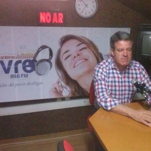 Presidente do Município de Gouveia esteve em Sintonia Livre