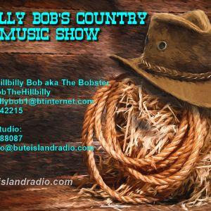 Hillbilly Bob's Country Music Show 23rd June 17