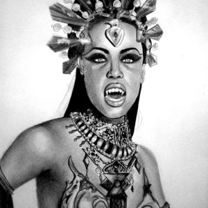 Queen Of The Damned-DJ Apache
