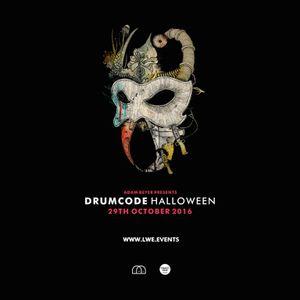 Monika Kruse Drumcode Halloween 2016 2.Half