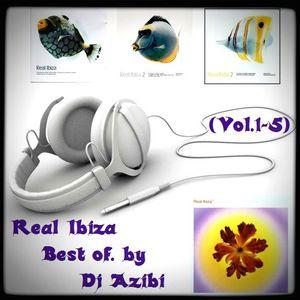 Real Ibiza Best of. By Dj Azibi (Vol.1-5)