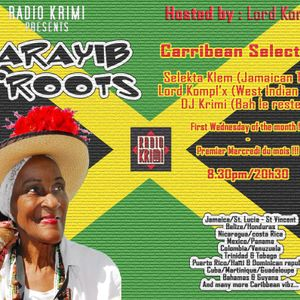 Karayib N'Roots #01 by Selekta Klem, Lord Kompl'x Ft. Dj Krimi