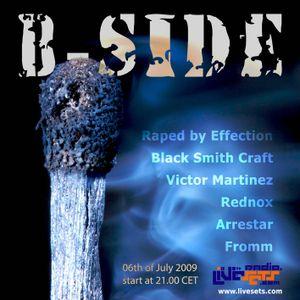 Arrestar @ Bside show (06-07-2009)