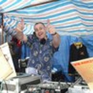 DJ Andy Smith on Gladdy Wax Sound System at Notting Hill Carnival 2011